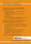 Ihre Kandidaten aus Breisach - CDU Breisach - Seite 2