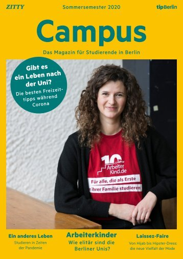 Campus Sommersemester 2020