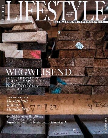 bonalifestyle-Ausgabe 1 | 2020