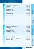 Monteurhandbuch - becker-antriebe.ch antriebe@antriebe.ch - Seite 3