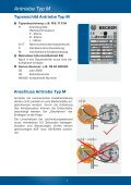 Monteurhandbuch - becker-antriebe.ch antriebe@antriebe.ch - Seite 6