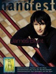 James Blunt - handfest-online.de