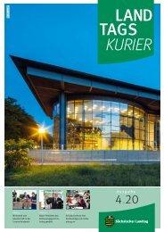 Landtagskurier, Ausgabe 4/2020