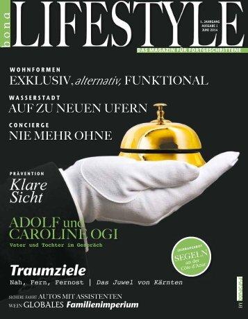 bonalifestyle-Ausgabe 2 | 2014