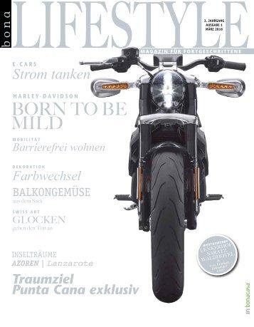 bonalifestyle-Ausgabe 1 | 2016