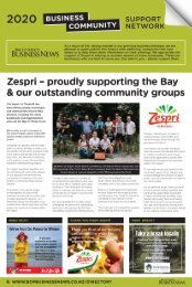 July/August 2020 - BOP Business Community Support Lift Out