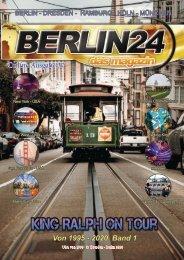 King on Tour Band 1 - Berlin - 24 Das Magazin