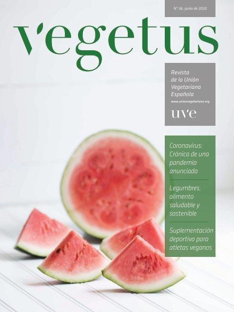 Revista Vegetus nº 36 ( Julio - Septiembre 2020)