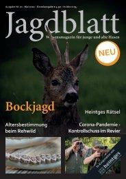 Jagdblatt 01-2020 Fallenbau