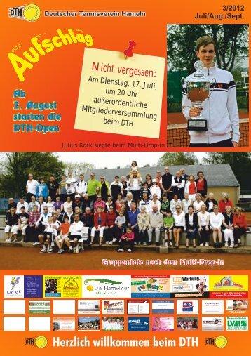 Stefan Seifert - Deutscher Tennisverein Hameln