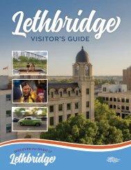 Lethbridge Visitor's Guide 2020