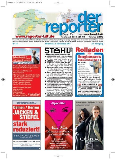 Rolladen Der Reporter
