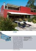 Markisen und Terrassendächer von Griesser. Automatisch gut. - Page 6