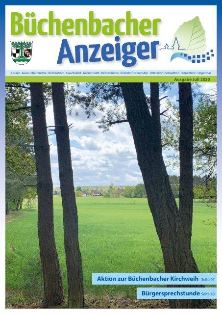 Juli 2020 - Büchenbacher Anzeiger