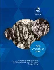 CEF Annual Report 2019