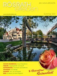 RÖSRATH erleben - Bauer & Thöming Verlag