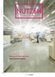 Nutzen 02/2020 Ausgabe NordOst | vdmno-Sonderausgabe |Interview | Verband: Neu Denken!