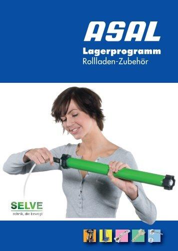 Rollladenwellen & Zubehör 12 - Asal