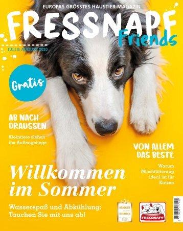 Fressnapf Friends 04/20