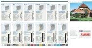 Alulux Aluminium-Neubaurollladen Schnellübersicht