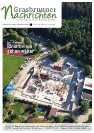 Grasbrunner Nachrichten Juli 2020