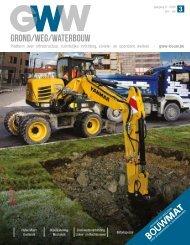 Grond Weg Waterbouw BE 03 2020