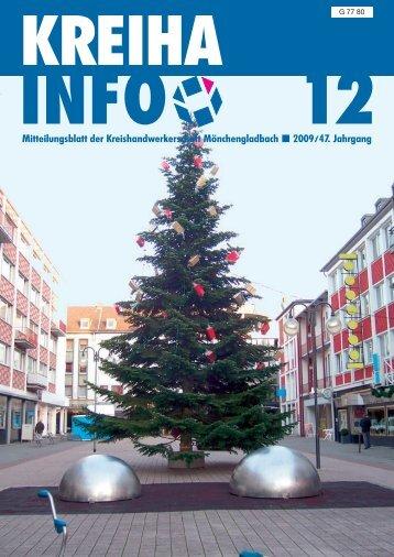 INFOS - Kreishandwerkerschaft Mönchengladbach