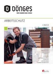 Katalog Arbeitsschutz 2019-2020