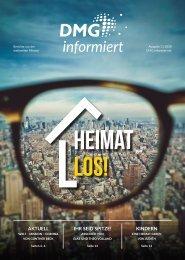 DMG-informiert 3/2020 // Thema: Heimat – Los!