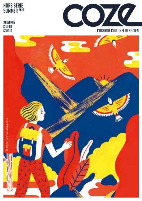 Coze Magazine - Summer 2020
