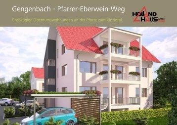 Gengenbach - Pfarrer-Eberwein-Weg - Holland Haus GmbH ...