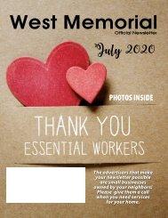 West Memorial July 2020