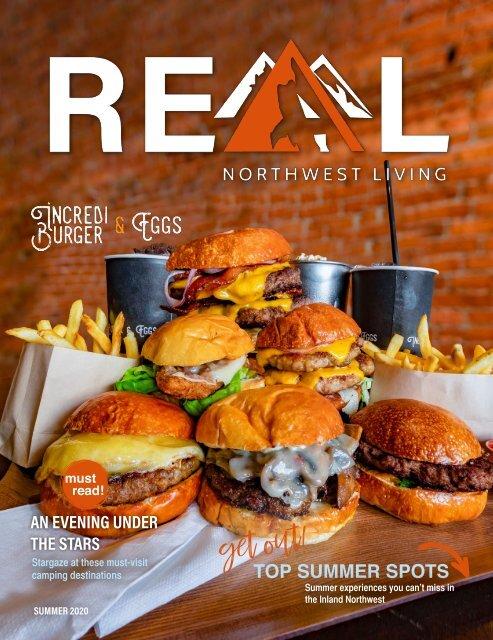 Summer 2020 REAL Northwest Living