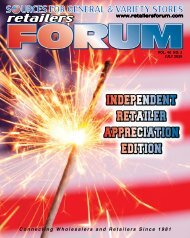 Retailers Forum Magazine July 2020 EMAG