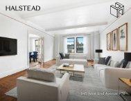 845 West End Avenue, #7B, New York, NY - Halstead Digital Magazine