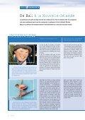 Von Bali bis Neuseeland: Was tun ... - Swiss Snowsports - Page 7