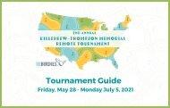 2021 KTM Remote Golf Tournament Guide