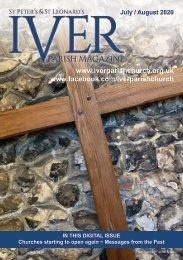 Iver Parish Magazine - July & August 2020