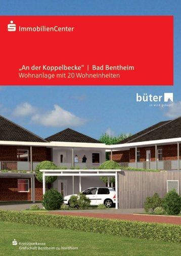An der Koppelbecke - Projekte - Bueter Bau