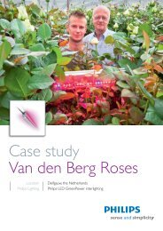 Download PDF 'Case Study Van den Berg Roses - Philips Lighting