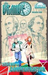 The Grange Vol. Five: Legend of Confederation