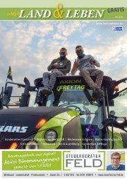 Land & Leben 7-20 August-Ausgabe