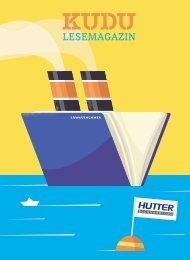 KUDU MAGAZIN: Das Lesemagazin Ihrer Lieblingsbuchhandlung – macht Lust auf Bücher und aufs Lesen! #33796