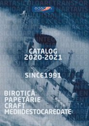 ADACONI - Catalog 2020-2021