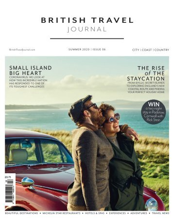 British Travel Journal Summer 20