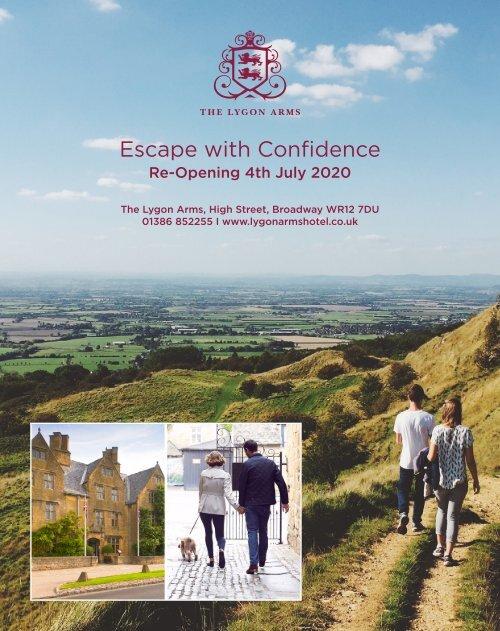 British Travel Journal | Summer 20