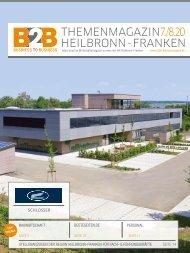 Bauwirtschaft| B2B Themenmagazin 07/08.2020