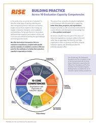 RISE Partnership ECBI Competencies