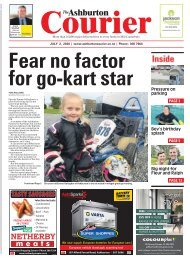 Ashburton Courier: July 02, 2020