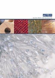 Curtain Rails and Accessories - Justpoles.com